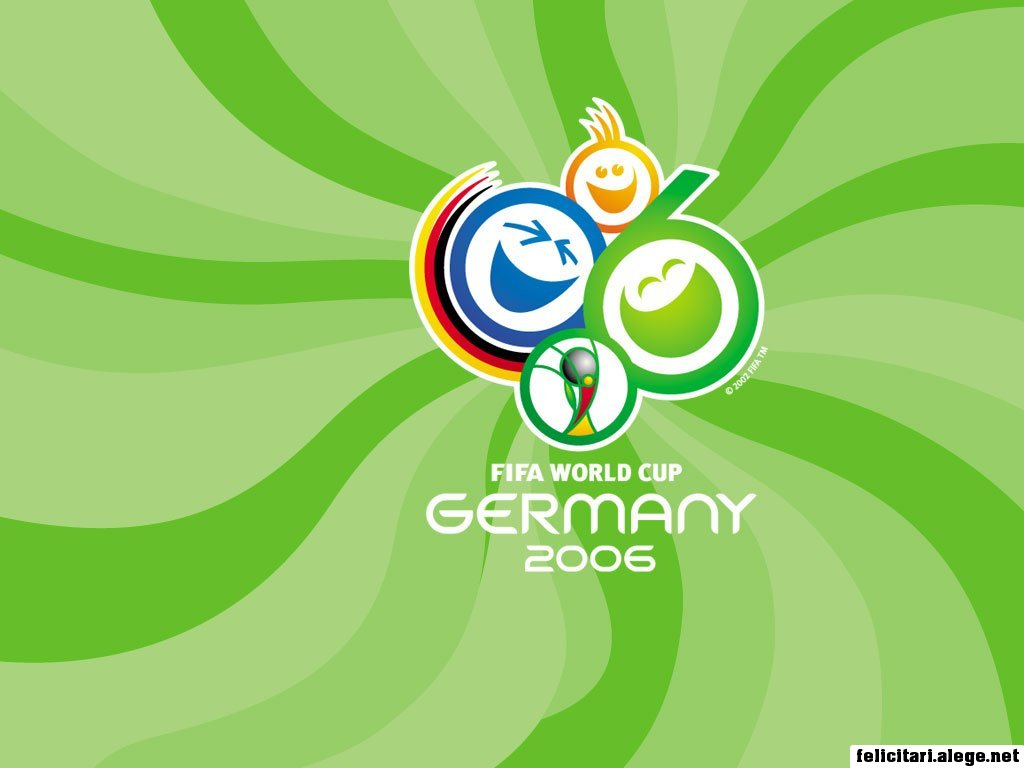World Cup 2006 Green
