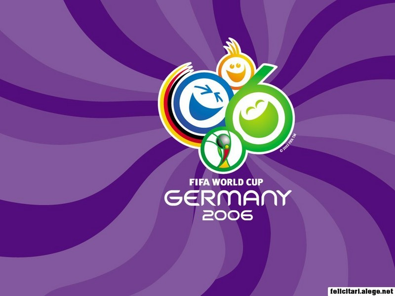 World Cup 2006 Purple