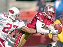 Arizona Vs San Francisco Nfl Football