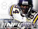 Randy Moss Oakland Raiders Team Nfl Football