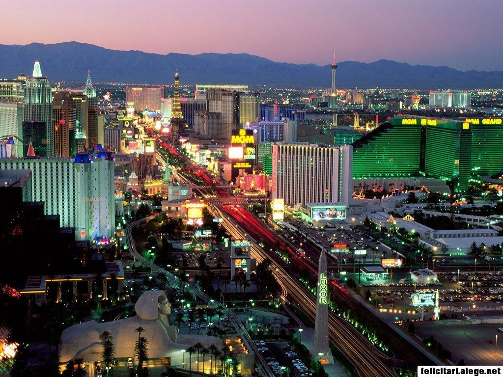Las Vegas Boulevard Las Vegas Nevada