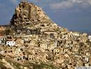 Cave Dwellings Of Cappadocia Turkey